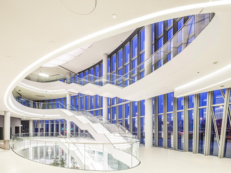 Congress Center in Krakow - Foyer