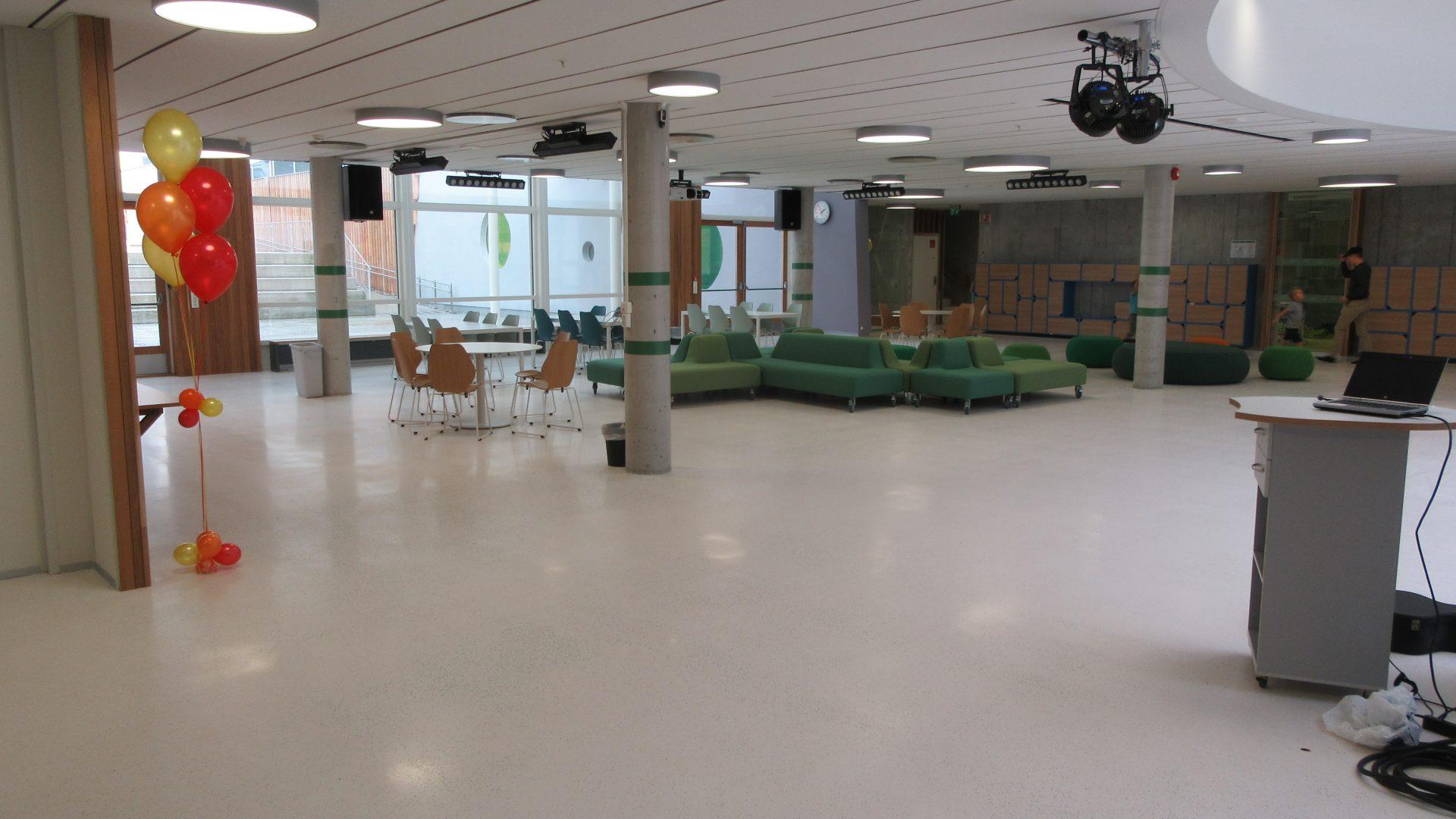 Landås school – Bergen -