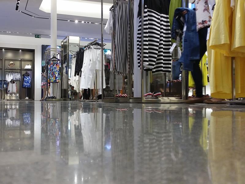 Zara Madrid - Aggregates, glass and stone - Aggregates, glass and stone