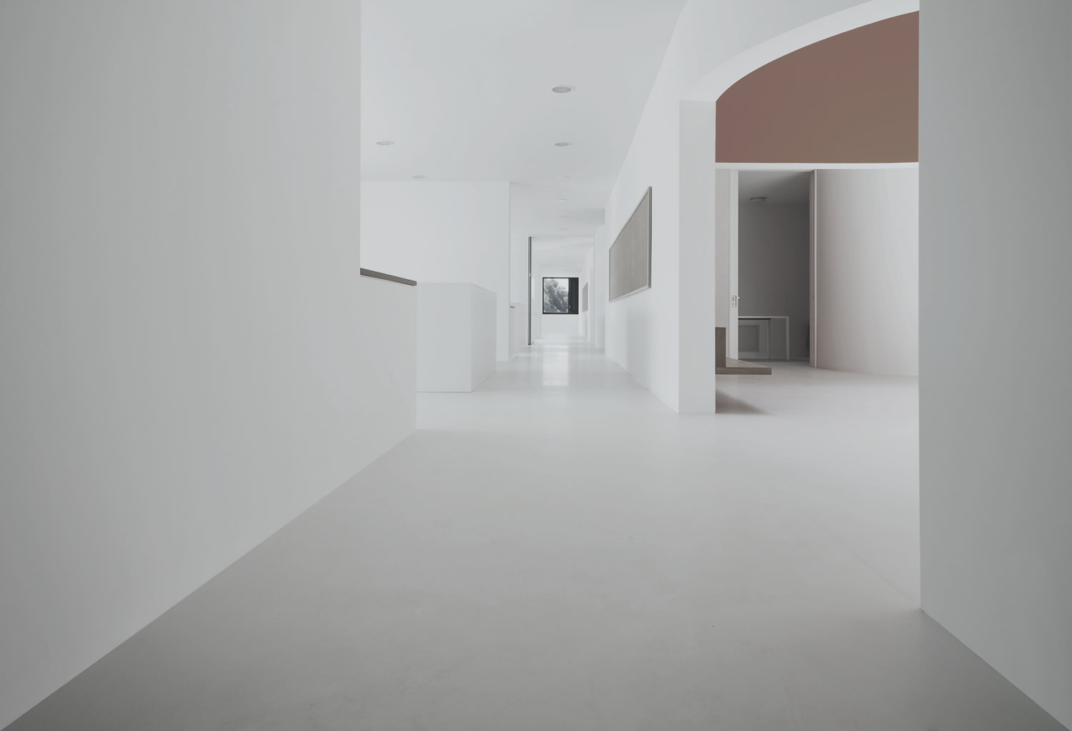 Products White Concrete Floors