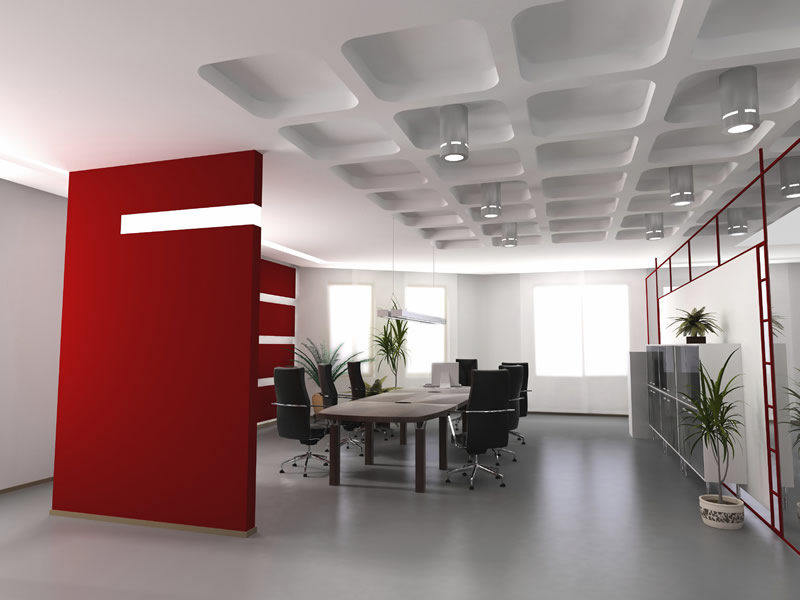 commercial floors selfleveling grey overlay office meeting room office82 office